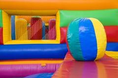 儿童游戏玩具 免版税库存图片