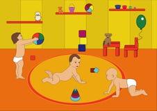 儿童游戏 免版税库存图片