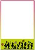 儿童灯笼纸张 免版税图库摄影