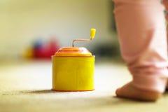 儿童玩具音箱 库存图片