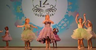 Russia, St. Petersburg 01,06,2019 Charitable XVII Festival of Children`s Creativity