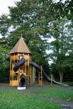 儿童的房子作用 免版税库存照片