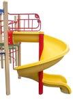 儿童的游乐场 免版税图库摄影