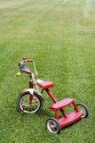 儿童的自行车 库存图片