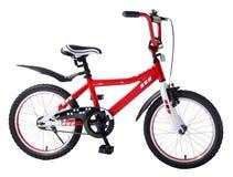 儿童的自行车 库存照片