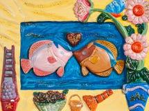 儿童的艺术 免版税库存照片