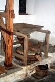 儿童磨房作用s风车 免版税库存图片