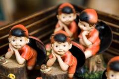 儿童神仙 免版税库存图片