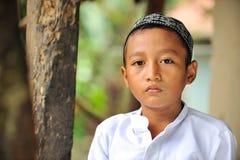 儿童穆斯林 免版税库存照片