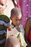 儿童组 免版税库存照片