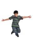 儿童舞蹈演员轻拍 库存照片
