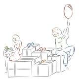 儿童节假日s 免版税库存照片