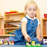 儿童苗圃 免版税库存图片