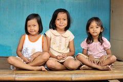 儿童贫穷 免版税库存图片