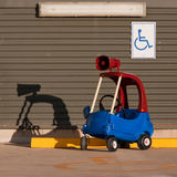 儿童车 免版税图库摄影