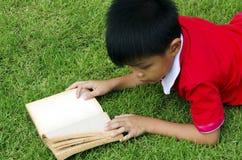儿童读 免版税库存图片