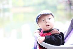 婴儿车 免版税库存照片