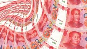 元钞票隧道,财政消沉,财政崩溃 影视素材