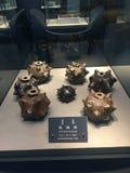 元dynasty& x27; s在瓷的瓷子弹 库存照片