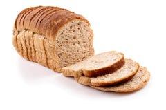 充分切的面包 免版税图库摄影