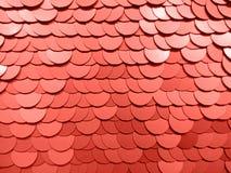 充分地填装背景空间的大发光的半暗淡桃红色衣服饰物之小金属片 库存照片