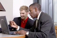 充分描述会议培训 免版税库存图片