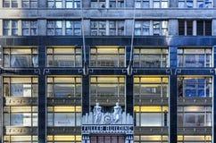 充分的大厦-纽约 免版税库存图片