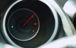 充分的燃料标志 图库摄影