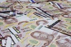 充分的货币 免版税库存照片