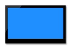 充分的HD LCD电视 免版税图库摄影