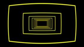充分的HD VJ圈Nektar数字式 皇族释放例证
