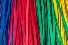 充分背景竹的颜色 免版税库存图片
