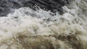 充斥放电,滔滔瀑布赛跑,瓷黄河 影视素材