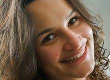 充满活力的妇女年轻人 免版税库存图片