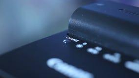 充电器 股票录像
