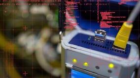 充电的设备 股票视频