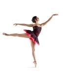 充满活力的舞蹈家#6 免版税库存图片