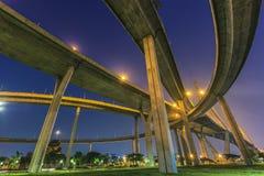 兆桥梁 图库摄影