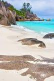 兆的海滩 免版税库存照片