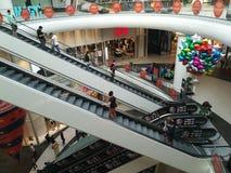 兆购物中心在布加勒斯特 图库摄影