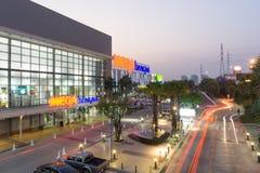 兆Bangna是一个大商城在曼谷 图库摄影