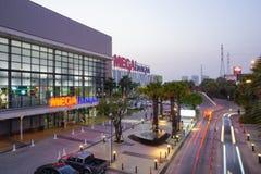 兆Bangna是一个大商城在曼谷 免版税库存照片