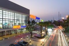 兆Bangna是一个大商城在曼谷 库存图片