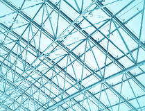 先进的屋顶技术 库存照片