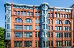 先驱大厦在西雅图 库存图片