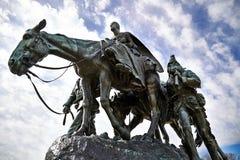 先驱母亲纪念品-坎萨斯城 免版税库存照片