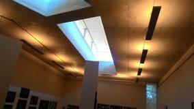 光、阴影和建筑学 免版税图库摄影
