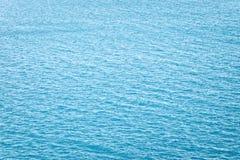 光亮的水海表面 抽象背景纹理 库存照片