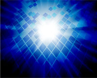 光向量 库存图片