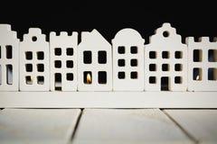 光和舒适在房子里 免版税图库摄影